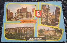 Germany Grusse Aus Bietigheim Multi-view - posted