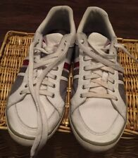Mens Penguin Leather Athletic Shoes White Size 13 91346cd31