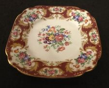 ROYAL STANDARD LADY FAYRE 6.25 SQUARE SIDE PLATE
