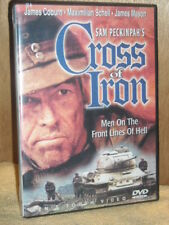 Cross of Iron (DVD, 2000) James Coburn Maximilian Schell