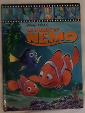 Le monde de Nemo Disney Pixar