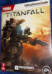 Titanfall : Prima Official Game Guide by Prima Games Staff, Michael Cavanaugh