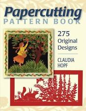PAPERCUTTING PATTERN BOOK - CLAUDIA HOPF - Traceable Ideas