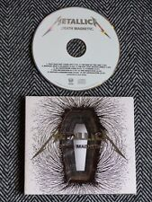 METALLICA - Death magnetic - CD limited edition