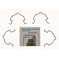 Brake Pad Drag Reduction Clip-Disc Rear Carlson 18356