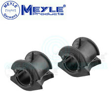 2x Meyle ARB Anti Roll Bar Bushes Front Axle Left and Right No: 11-14 615 0000