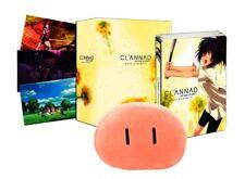Clannad After Story Vol.1 Limitée Steelbook & Plüsch-dango + Cartes Boîte DVD