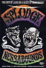 SPLODGENESSABOUNDS two pints of lager Live Brighton 2003 DVD Neu OVP