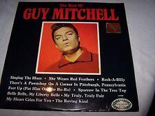 The Best of Guy Mitchell LP Vinyl