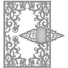 Spellbinders Designer Series Die ~ BOTANICAL BEAUTY ~ S6-089