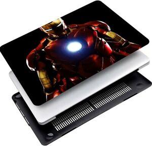 """MacBook Air 13"""" Ironman case compatible models A1932/A2179/A2337"""