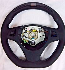 BMW OEM E90 E91 E92 E93 E81 X1 Performance Alcantara Steering Wheel With Display