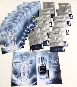 LANCOME 10 Lot Advanced Genifique Youth Activating Serum + Eye cream Exp. 2023