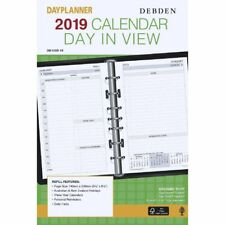Collins Debden Day in View Desk Edition Refill 1 Year