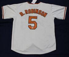 4af6a71a3 Mitchell   Ness Autographed Brooks Robinson Baltimore Orioles Jersey w JSA  COA