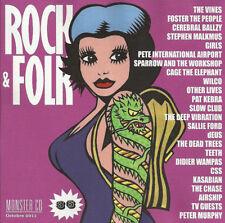 Rock & Folk Monster CD no 36 octobre 2011