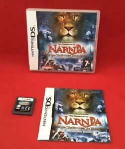The Chronicles Of Narnia The Lion, Witch And The Wardrobe - Nintendo DS - TESTED