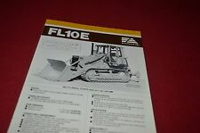 Fiat Allis FL10E  Crawler Tractor Loader  Brochure DCPA6 Ver3