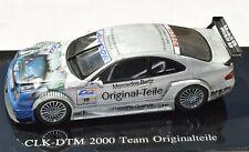 2000 mercedes clk dtm #19 p. dumfries-mercedes/minicha mps 1/43