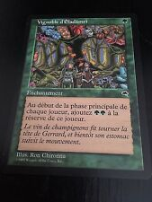 MTG MAGIC TEMPEST ELADAMRI'S VINEYARD (FRENCH VIGNOBLE D'ELADAMRI) NM