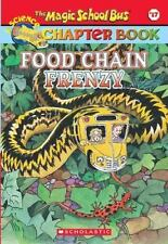 Food Chain Frenzy (The Magic School Bus Chapter Book, No. 17), Anne Capeci, Good