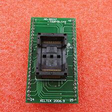 Tsop48 To Dip 48 Sa247 Ic Programmer Adapter Tsop 48 Chip Test Socket