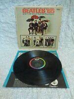 The BEATLES~Beatles '65~CAPITOL T-2228--mono 1st US pressing
