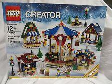 Lego 10235 Village Market Brand NEW SEALED PERFECT Box