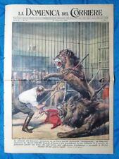 La Domenica del Corriere 6 novembre1949 Parigi- Castelluccio Valmaggiore -Milano