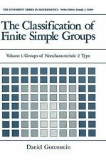The Classification of Finite Simple Groups-ExLibrary