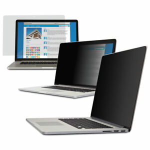 """3M DATA PRODUCTS Blackout Frameless Privacy Filter 13"""" Widescreen MacBook Pro w"""