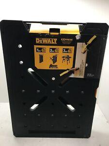 DEWALT DWST11556 Express Folding Workbench - Black New