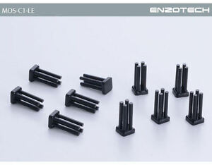 ENZOTECH MOS-C1-LE Forged Copper MOSFET Heatsink (10pcs)