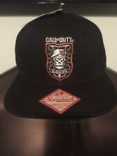 CALL OF DUTY Black Ops 4 MILITARY PS4 Xbox ONE 360 Video GAME New MEN'S Hat CAP