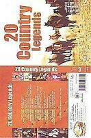 20 Country Legends [DVD]: Various Film & TV