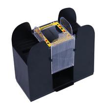Shuffle Machine Board Game Poker Playing Card Shuffler Support 6 Deck