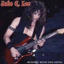Runnin With The Devil Jake E. Lee 0889466667220