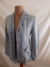 Veste Moschino Bleu Taille 40 à - 84%