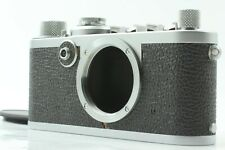 【N.MINT】 LEICA IF Rangefinder Camera M39 LTM Red Synchro 808139 From JAPAN #1622