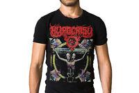 Hypocrisy Band Osculum Obscenum 1993 Album Cover T-Shirt