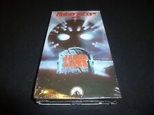 Friday the 13th - Part VI 6: Jason Lives (VHS, 1986 1994) Brand New Sealed