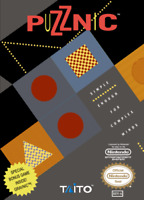 Nintendo NES Spiel - Puzznic US mit OVP