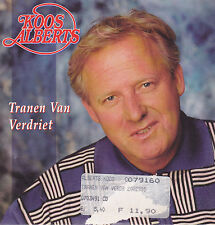 Koos Alberts-Tranen Van Verdriet cd single