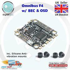 Omnibus F4 Flight Controller 2-6S BEC PDB OSD MPU6000 Current Sensor -FPV Racing