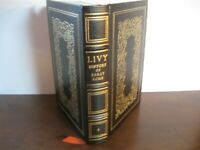 Easton Press - LIVY History of Early Rome 1978 Leather 100 Greatest Books