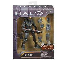 Halo Crawler Snipe Blue Team Kelly-087 Figure - NEW!