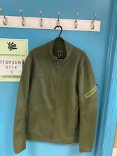 Under Armour Mens Green Jacket Small