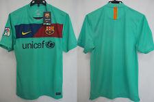 2010-2011 FC Barcelona Barca FCB Jersey Shirt Camiseta Away Unicef Nike S BNWT