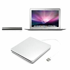 Dland USB External Slot DVD CD RW Drive Burner SuperDrive for Apple MacBook Pro