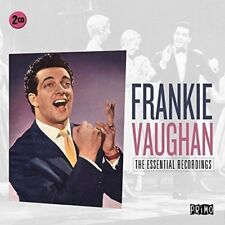NEW 2CD ~ Frankie Vaughan Essential Recordings ( Early Greatest Hits / Best Of )